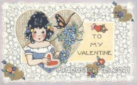 val001094 - Valentine's Day Postcard Postcards