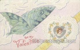 val001095 - Valentine's Day Postcard Postcards