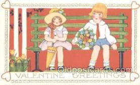 val001099 - Valentine's Day Postcard Postcards