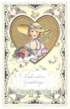 val001151 - Valentines Day Postcard Postcards