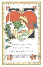 val001154 - Valentines Day Postcard Postcards
