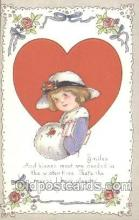 val001156 - Valentines Day Postcard Postcards