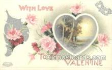 val001179 - Valentines Day Postcard Postcards