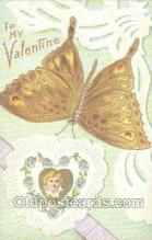 val001210 - Valentines Day Postcard Postcards