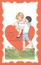 val001228 - Valentines Day Postcard Postcards
