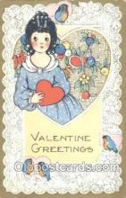 val001233 - Valentines Day Postcard Postcards