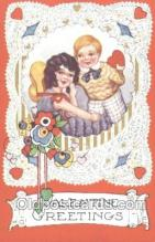 val001234 - Valentines Day Postcard Postcards