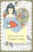 val001241 - Valentines Day Postcard Postcards