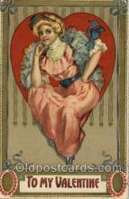 val001250 - Valentine's Day Postcard Postcards