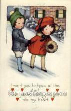 val001268 - Valentine's Day Postcard Postcards