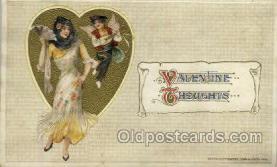 val001278 - Artist Samuel Schmucker, Valentine Day Postcard Postcards