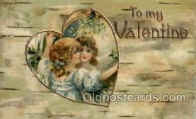 val001282 - Valentine Day Postcard Postcards