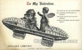 val001283 - Valentine Day Postcard Postcards