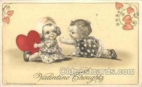 val001289 - Artist Jason Freixas, Valentines Day Postcard Postcards