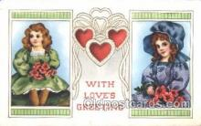 val001292 - Valentines Day Postcard Postcards
