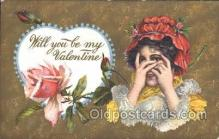 val001295 - Valentines Day Postcard Postcards