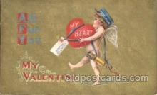 val001296 - Valentines Day Postcard Postcards