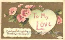 val001303 - Valentines Day Postcard Postcards