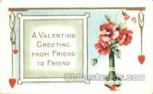 val001304 - Valentines Day Postcard Postcards