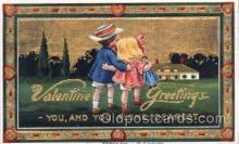 val001305 - Valentines Day Postcard Postcards