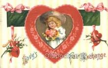 val001309 - Valentines Day Postcard Postcards