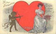 val001312 - Valentines Day Postcard Postcards
