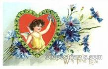 val001327 - Valentines Day Postcard Postcards