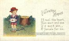 val001337 - Valentines Day Postcard Postcards