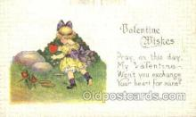 val001340 - Valentines Day Postcard Postcards