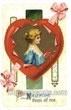 val001364 - Valentines Day Postcard Postcards