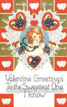 val001368 - Whitney, Valentines Day Postcard Postcards