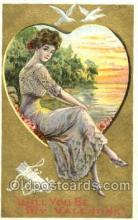 val001380 - Valentines Day Postcard Postcards