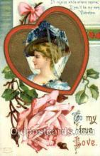 val001382 - Valentines Day Postcard Postcards