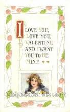 val001392 - Valentines Day Postcard Postcards