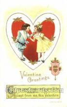 val001423 - Valentines Day Postcard Postcards