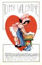 val001435 - Valentines Day Postcard Postcards