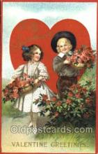 val001437 - Valentines Day Postcard Postcards
