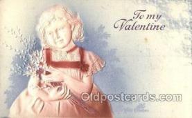 val001482 - Valentines Day, Valentine, Postcard Postcards