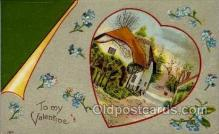 val001490 - Valentines Day Postcard Postcards