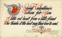 val001495 - Valentines Day Postcard Postcards