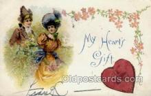val001502 - Valentines Day Postcard Postcards
