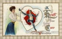 val001504 - Valentines Day Postcard Postcards