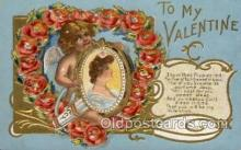 val001505 - Valentines Day Postcard Postcards