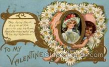val001506 - Valentines Day Postcard Postcards