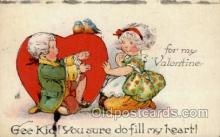 val001509 - Valentines Day Postcard Postcards