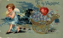 val001515 - Valentines Day Postcard Postcards