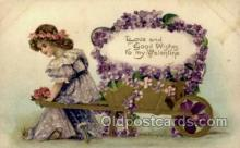 val001516 - Valentines Day Postcard Postcards