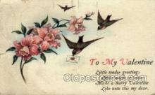 val001517 - Valentines Day Postcard Postcards