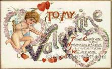 val001519 - Valentines Day Postcard Postcards
