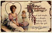 val001520 - Reproduction Valentines Day Postcard Postcards